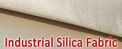 Industrial Silica Cloth