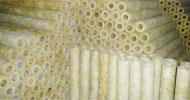 Rockwool (Mineral Wool) Blanket / Board / Pipe Cover